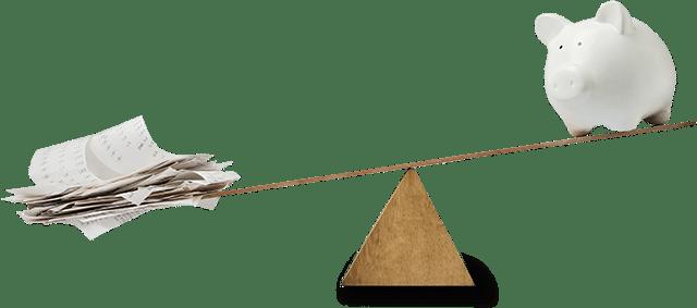 debt-to-savings-balance